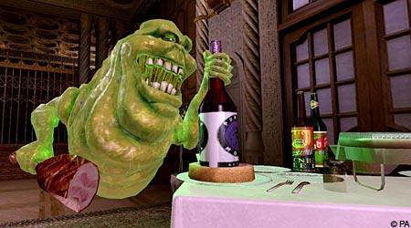 Ghostbusters 100%-free Rick Moranis